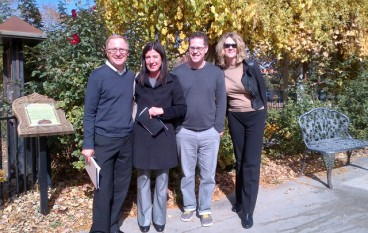 Foto-impression from Denver retreat
