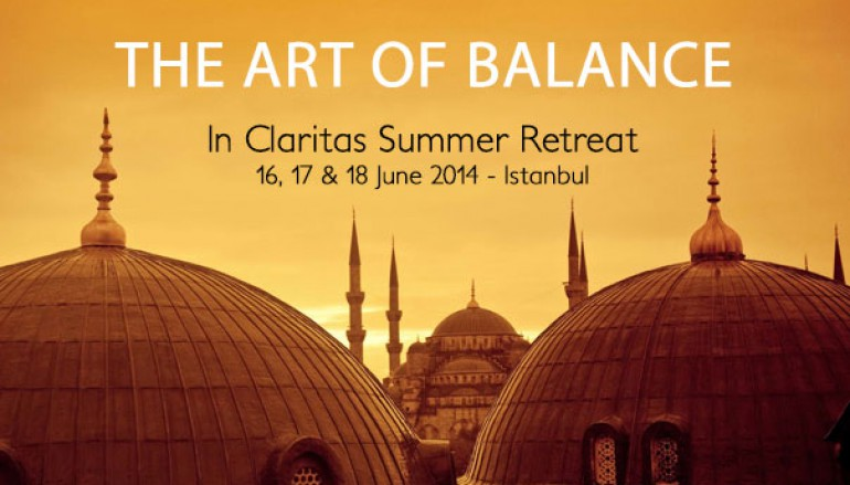 The Summer Retreat Istanbul on 16, 17, and 18 June 2014