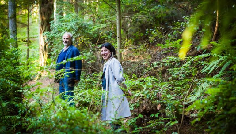 Seattle retreat pictures by artist photographer Laurie Lambrecht