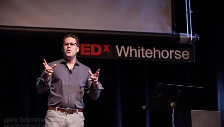 In defence of the liberal arts: Judah Pollack at TEDxWhitehorse