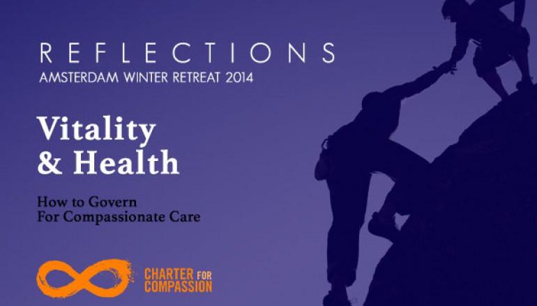 Winter Retreat 2014 Reflections