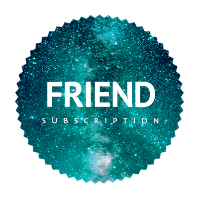 Join us now: Friend subscription In Claritas